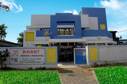 ANANT ENGINEERING & FABRICATORS